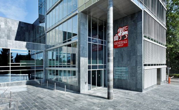Hauptsitz der Generali Schweiz in Nyon