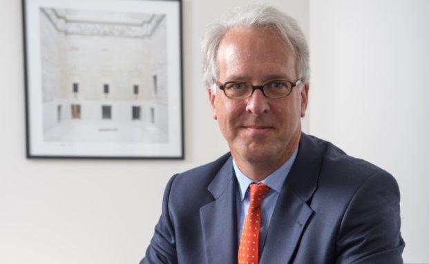 Georg von Wallwitz ist geschäftsführender Gesellschafter von Eyb & Wallwitz
