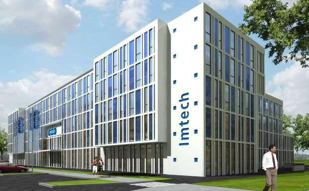 Die geplante Imtech-Zentral in München ist Fondsobjekt des neuen Paribus-Fonds, Quelle: Ludger Inholte Projektentwicklung