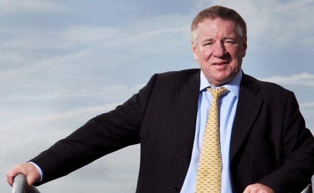 """Martin Gilbert, Vorstandschef von Aberdeen Asset <br> Management, hat die Fondsgesellschaft 1983 gegr&uuml;ndet. <br> 2011 war er Schottlands """"CEO of the Year"""""""