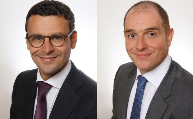 Berenberg Asset Management baut Anlageexpertise weiter aus: Mathieu Gilbert (links) und Franck Sabbah wechseln zu Berenberg