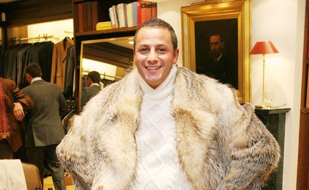 Mehmet Göker liebt den Luxus. Der Versicherungsunternehmer in einer Filmszene des ersten Dokumentarfilms von Filmemacher Klaus Stern. Foto: Ulf Schaumlöffel
