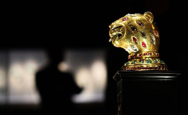Goldschmuck aus dem zeitgrößten Goldkonsumland der Welt - Indien. Foto: Getty Images