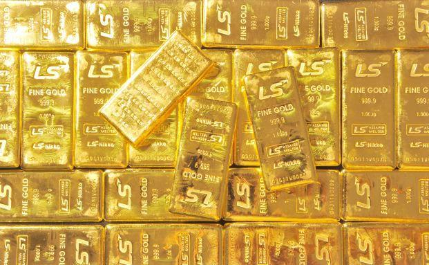 Gold en masse: Die gr&ouml;&szlig;ten Goldreserven besitzen <br>die Nationalbanken, Quelle: Getty Images