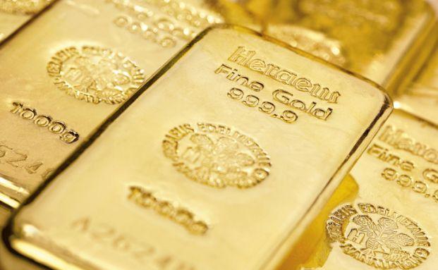Goldbarren sind bei Privatanlegern sehr beliebt.