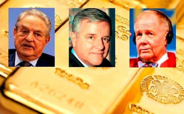 Gold: Wohin geht die Reise? Rogers, Soros & Co.<br/> haben die Antwort. / Fotos: Getty Images