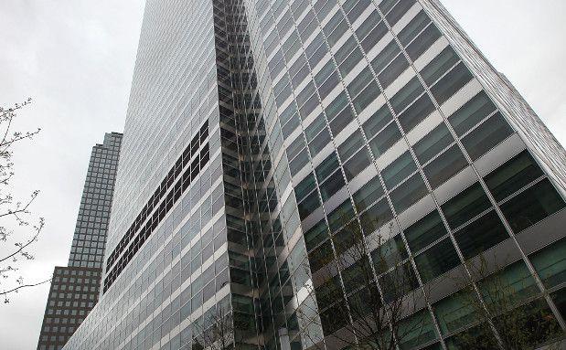 Das Goldman Sachs Hauptquartier in Manhattan Quelle: gettyimages