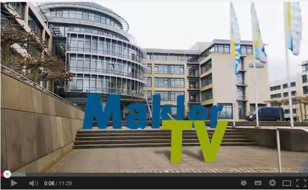 Makler TV: Das neue Videomagazin der Gothaer. (Quelle: http://www.youtube.com/user/mygothaermakler)