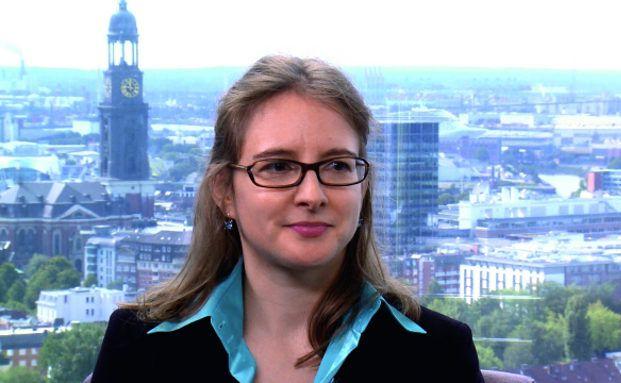Susanne Grabinger, Investmentspezialistin, M&G Investments.