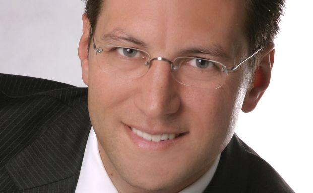 Sebastian Grabmeier, Vorstandschef von Jung DMS & Cie