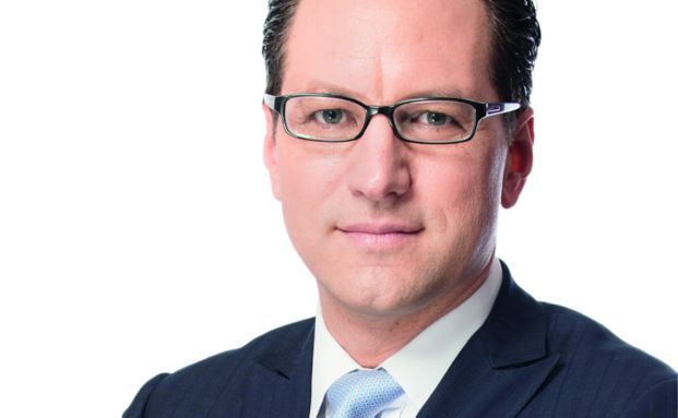Sebastian Grabmaier, Vorstand des Maklerpools Jung, DMS & Cie.