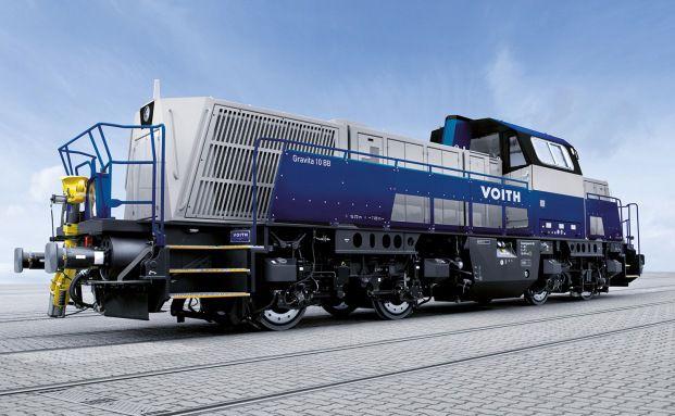Eine Gravita 10 BB der Firma Voith. Quelle: GSI Fonds