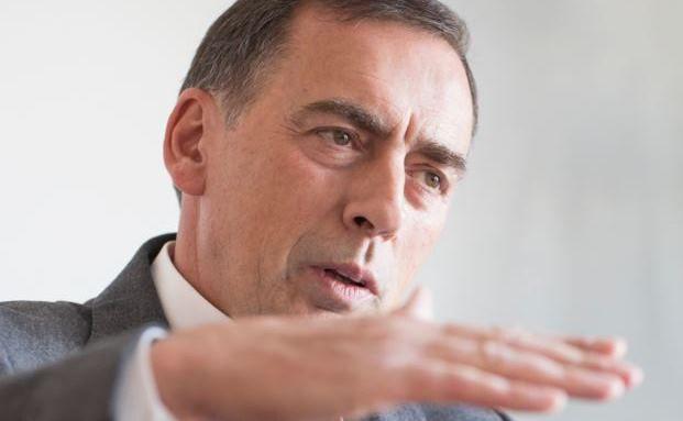Werner Gremmelmaier, Vertriebsvorstand der uniVersa Krankenversicherung, über Argumente für die PKV / Foto: Dirk Messberger