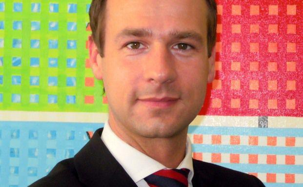 Christian Gritzka von der Vermögensverwaltung Knapp Voith