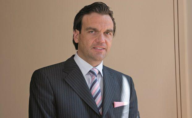 Christoph Gröner ist geschäftsführender Gesellschafter der CG Gruppe.