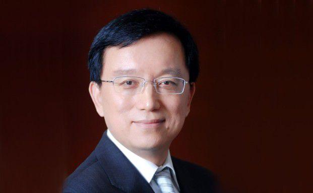 Guan Jianzhong, Chef der chinesischen<br>Rating-Agentur Dagong Global Credit
