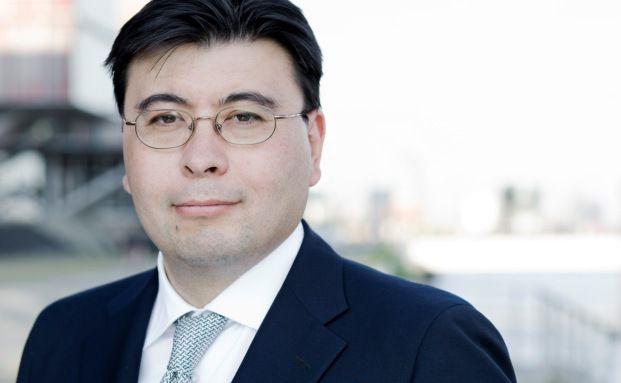 Guido Komatsu von der Hesse Newman Zweitmarkt