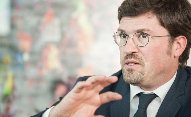 Gunnar Knierim ist Vertriebsdirektor bei AB in München (Foto: Anna Mutter)