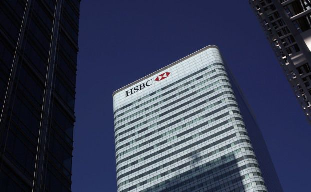 HSBC-Hauptquartier in London, Quelle: Getty Images
