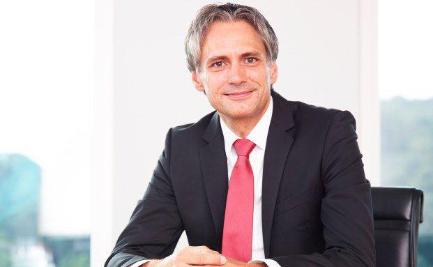Barmenia-Vertriebsvorstand Frank Lamsfuß