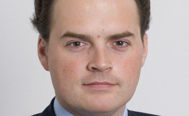 Evy Hambro, Investmentchef des Rohstoffteams von Blackrock