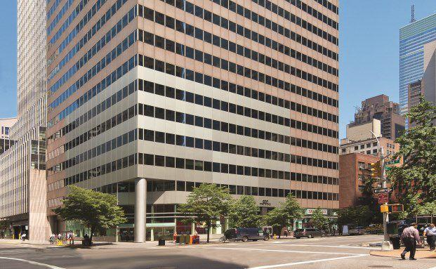 Eines der Investitionsobjekte des ersten Finest-Selection-Fonds: das Hochhaus 900 3rd Avenue in New York, Quelle: Paramount