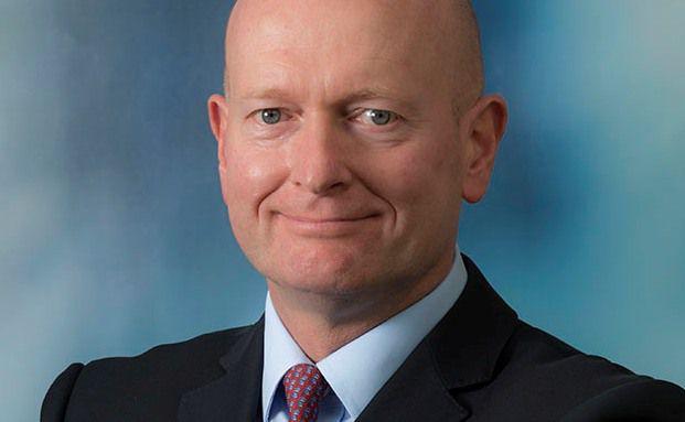 Jamie Hammond, neuer Europa-Chef bei AB