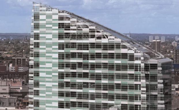 """30 Crown Place London"" lautet die Adresse des neuen Immo- <br> bilienobjekts der Hannover Leasing"