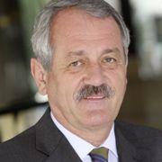 Hans L&ouml;ffler, Vorstandschef der<br>HDI-Gerling Leben-Gruppe