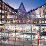 Die Haspa-Zentrale in Hamburg