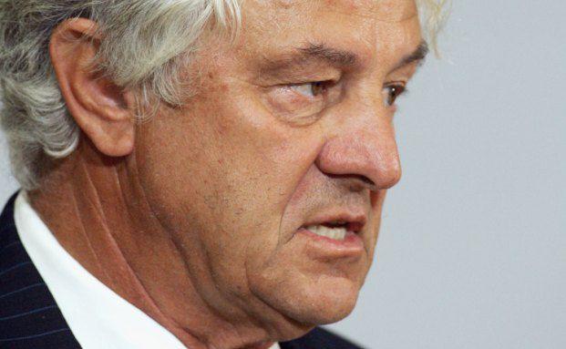 Hasso Plattner, Mitgründer von SAP. Foto: Getty Images