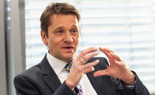 IVFP-Geschäftsführer Michael Hauer. (Foto: Rüdiger Glahs)
