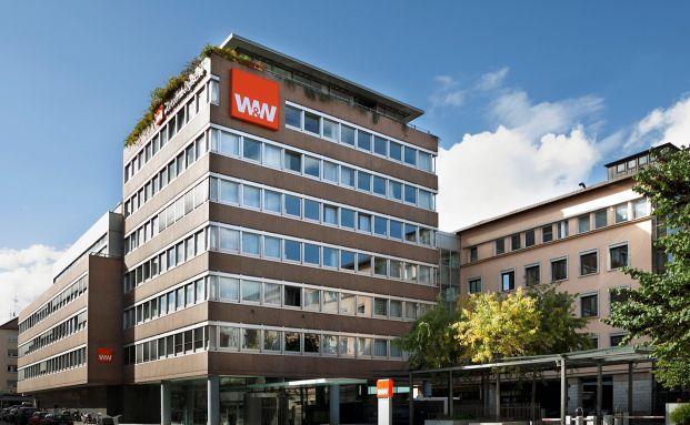 Hauptsitz der Wüstenrot & Württembergische-Gruppe in Stuttgart