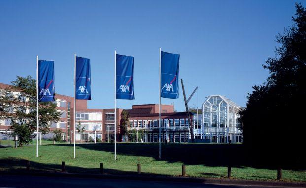 Köln: Hauptverwaltung der Axa in Deutschland, Foto: Axa