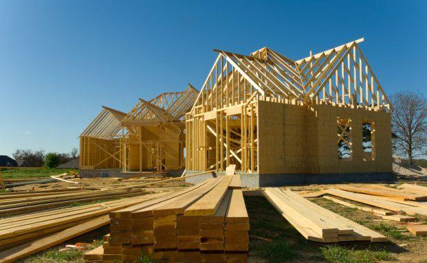 Wer in Bauvorhaben investiert ist früh an der Wertschöpfung beteiligt... und trägt den Schaden wenn beim Rohbau schon Schluss ist. Bild: Fotolia