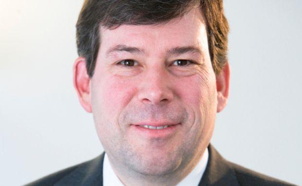 Claus Hecher, deutscher Vertriebschef bei iShares