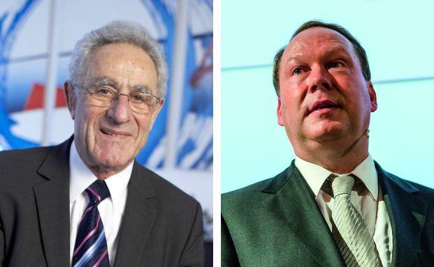 Gottfried Heller, Senior-Partner der Münchner Vermögensverwaltung Fiduka, und Max Otte, Leiter des Instituts für Vermögensentwicklung. Beide haben die Petition gegen die Abschaffung des Bargeldverkehrs unterzeichnet.