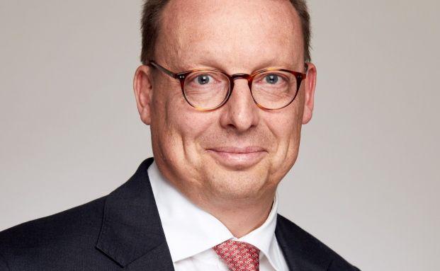 Claude Hellers leitet den Vertrieb Privat- und Geschäftskunden bei Fidelity International