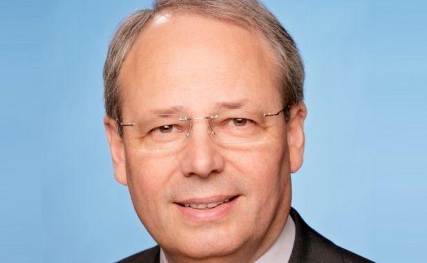 Karl-Heinz Heuß, Fondsmanager des CS Euroreal