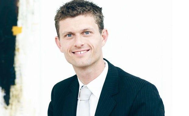 Fondsmanager Toke Hjorshøj von Sparinvest
