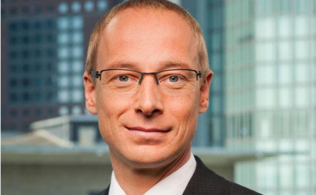 Holger Schröm, Vertriebsdirektor bei J.P. Morgan Asset Management in Frankfurt