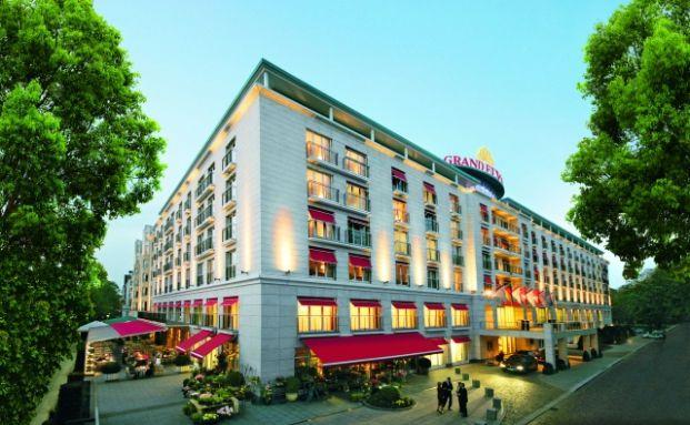Das Hotel Grand Elysee in Hamburg: Für offene Immobilienfonds spielen Hotels nur eine untergeordnete Rolle. Foto: Grand Elysee