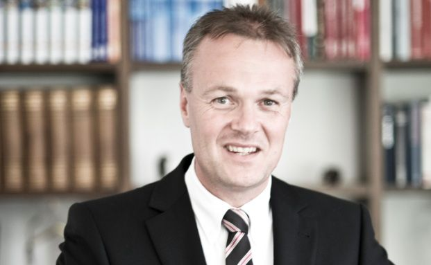 Friedrich Huber, geschäftsführender Gesellschafter der Huber, Reuss & Kollegen Vermögensverwaltung