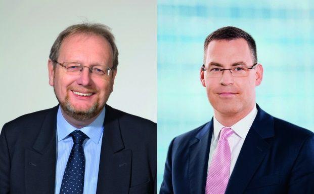 Setzen unterschiedliche Schwerpunkte: Starcapital-Chef Peter E. Huber (links) und Allianz-GI-Manager Harald Sporleder