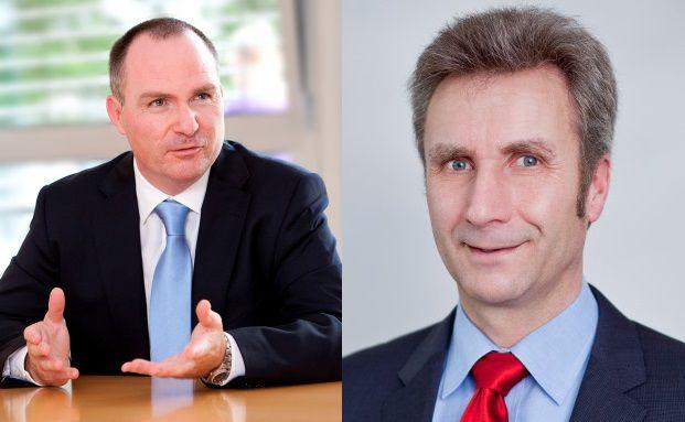 Pioneer-Manager Karl Huber (links) und Thomas Radinger: Klar kommunizierte und eingehaltene Ausschüttungsansagen sorgen für Zuspruch
