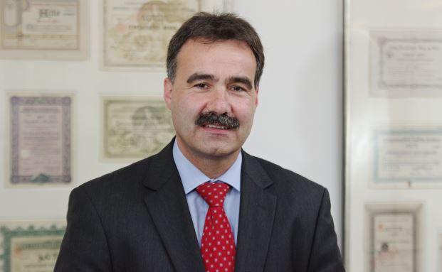 Frank Hübner, stellvertretender Chefvolkswirt bei Sal. Oppenheim