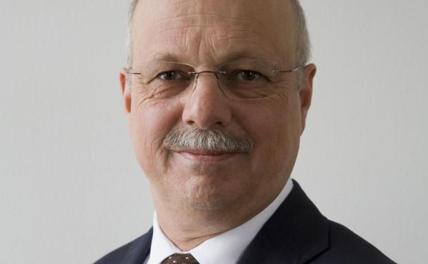 Konrad Hummler von der Privatbank Wegelin & Co.