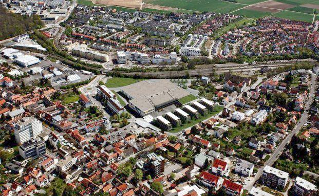 ILG-Fonds Nr. 38: Fondsobjekt ist die Einzelhandelsimmobilie von Friedrichsdorf