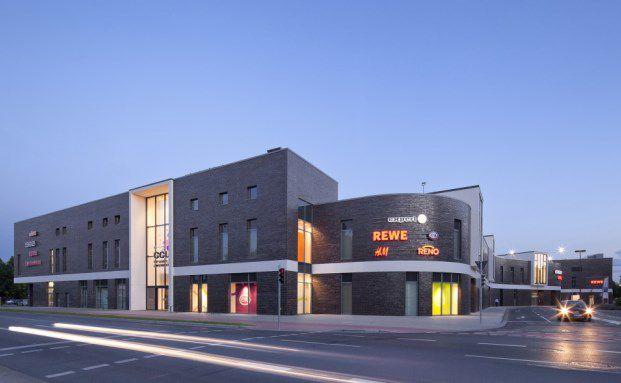 Investitionsobjekt des neuen ILG-Fonds: Der Shopping Center in Langenhagen/Hannover
