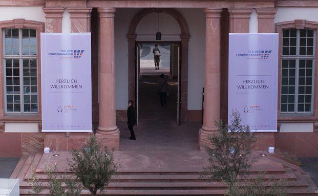 Im Palais Frankfurt in der Mainmetropole wurden am Abend die besten Fonds und Fondsgesellschaften mit den Lipper Fund Awards 2015 ausgezeichnet. (Foto: Christian Scholtysik)